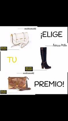 ¡¡¡Nuevo #SORTEO!!! Gana estos productos Mariamare (@mariamare_shoes) y Patricia Miller Oficial. ¡¡¡No te lo puedes perder!!! Salvador Artesano. Zapatosparatodos.es