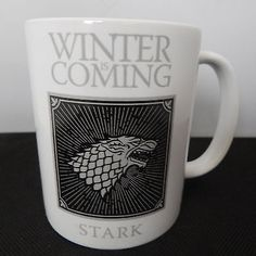 Game of thrones mug - #stark #winter is #coming new,  View more on the LINK: http://www.zeppy.io/product/gb/2/252712241301/