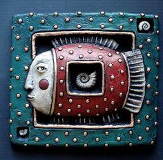 Сюрреалистическая керамика Романа Халилова - Ярмарка Мастеров - ручная работа, handmade