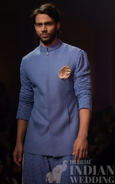 Manish Malhotra's Spring Collection At Mijwan Fashion Show