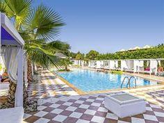 Griekenland Kreta Adelianos Campos  Het zandstrand vermengd met kiezels ligt op ca. 150 m afstand.  EUR 590.00  Meer informatie  #vakantie http://vakantienaar.eu - http://facebook.com/vakantienaar.eu - https://start.me/p/VRobeo/vakantie-pagina
