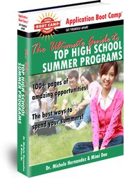 Our guide to the top high school summer programs