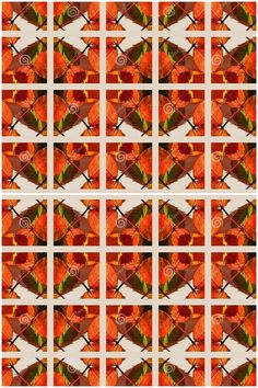 made of squares filled with useful for wallpaper, or envelopes. by Tilena on dreamstime Orange Leaf, Fall Season, Autumn Leaves, Envelopes, Squares, Colorful Backgrounds, Packaging, Seasons, Stock Photos