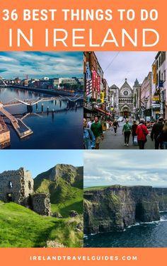 Ireland Travel Guide, Europe Travel Tips, Travel Guides, Travel Destinations, Traveling To Ireland, Backpacking Europe, Travel Articles, Travel Packing, Travelling