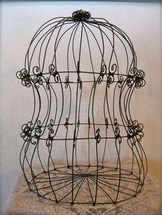 new wire birdcage
