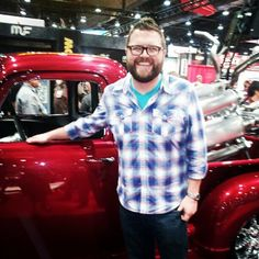 Rutledge Wood from Top Gear cruised by...