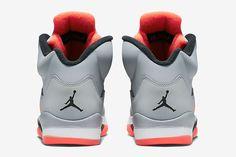 8eb4db0eecec88 Air Jordan 5 Gg (Hot Lava) - Sneaker Freaker