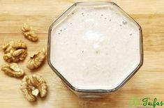Smoothie de Nuci Omega 3, Protein, Sheet Pan, Good To Know, Health, Food, Medicine, Vitamin E, Minerals