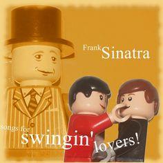 Lego Superstar: Frank Sinatra