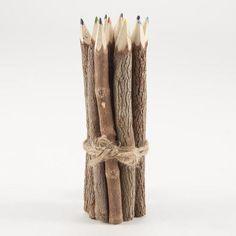 Twig Color Pencils, Set of 12