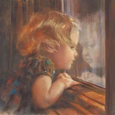 Art Print: Me & My Shadow Art Print by Susan Blackwood : Precious Children, Beautiful Children, Young Children, Claude Monet, Pablo Picasso, And So It Begins, Shadow Art, Portraits, Child And Child