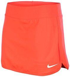 Nike Womens Tennis Pure Skirt-Light Crimson-Large Nike https://www