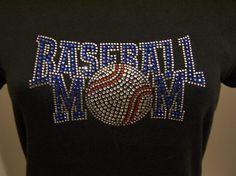 Baseball mom Shirt baseball-mom-stuff