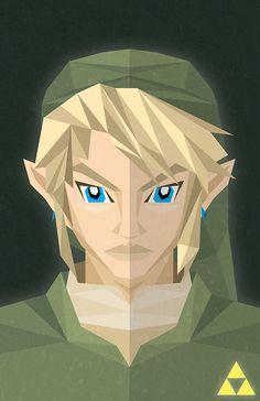 Link, The Legend of Zelda.