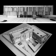 nexttoparchitects:  by frabona90 Real model… #arquitetapage...