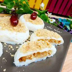 Elmalı güllaç Ramazan yemek tatlı pasta hamurişi tarifleri denenmiş kolay lezzetli tarifler dessert baking cooking food