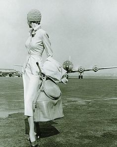 Fly the friendly skies.....and dress for the occasion.