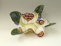 """""""Golden Lotus"""" by Richard LaLonde x x Fused Glass, Stained Glass, Seattle Art, Sandblasted Glass, Kiln Formed Glass, Pottery Sculpture, Lotus, Glass Art, Sculptures"""