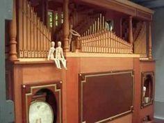 Notre nouvel orgue 52/84 touches Etoile des neiges