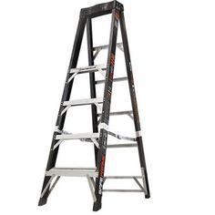 Little Giant 6' Fiberglass Step Ladder $99.99!