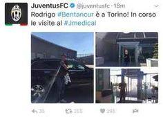Arriva il primo colpo di mercato per la juventus Il primo grande colpo di mercato della Juventus è stato realizzato con largo margine d'anticipo  sono state effettuate infatti le visite mediche per il centrocampista diciannovenne del Boca, Bentan #juventus #calciomercato