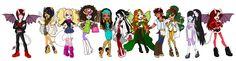 Monster High OC