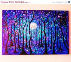 Vacation sale thru Mon. Original oil painting por jeanvadalsmith, $233.35