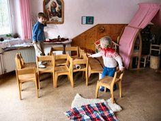 Waldorfkindergarten Ahrensburg - Waldorfpädagogik