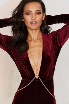 Get Roped In Body Chain - Accessories | Body Chains