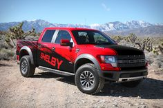 Yes, its exactly what you think it is. Like the companys long-running series of suped-up Mustangs, the Shelby Raptor ($18,000 and up, not inlcuding the SVT Raptor) takes Fords already beastly truck to the next level. The package includes a 2.9L supercharger and a Shelby Borla exhaust that combine to boost the V8s output from 411 to 575 hp, optional custom wheels with 35-in Goodrich All-Terrain tires, and your choice of three graphics kits, one of which looks like it was inspired by the ...
