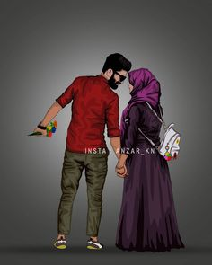 Letest dpz 4 you Love Cartoon Couple, Love Couple Images, Cute Love Pictures, Cute Couple Art, Cute Love Cartoons, Anime Love Couple, Muslim Couple Photography, Romantic Couples Photography, Cute Kids Photography