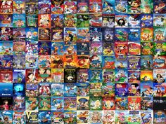 disney movies now that's a lot of movies