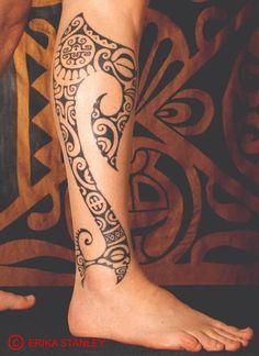 tiki tattoos | Does anyone have Tiki Tattoos? -- Tiki Central