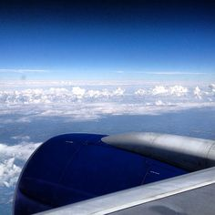 A view from the wing - Raphael Love Social Media Mentor and Speaker Airplane View, Transportation, Wings, Tours, Social Media, Sky, Explore, Blue, Travel