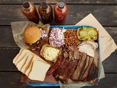 Franklin Barbecue, known for its massive line, has proven time and again to be worth the wait. Photo by Laura Skelding
