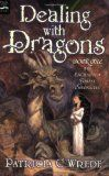 Dealing with Dragons ~ to read; started reading this to one of my littles