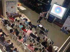 Panorámica de la ponencia de Camilo Vera en Trends & Tendencies organizado por ESUMER Medellín y ESIC