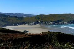 Playa O Baleo. Ferrol. A Coruña