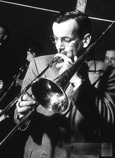 Glenn Miller...because Trevor plays trombone & this type of music which I love... one of our reasons for our vintagey themed wedding!