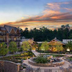 The top four romantic getaways in Georgia!