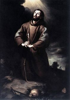 St. Francis, Pray for Us