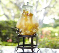 Vallarta Outdoor Drink Dispenser | Pottery Barn