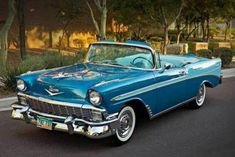 Best classic cars and more! 1954 Chevy Bel Air, Chevrolet Bel Air, Vintage Cars, Antique Cars, Royce Car, Bentley Mulsanne, Best Muscle Cars, Volvo Trucks, Best Classic Cars