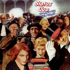 Status Quo - Whatever Your Want (1979)