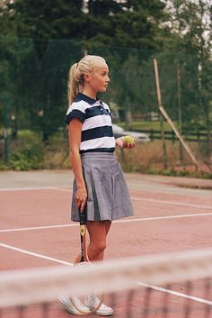 Candid playing tennis... would love to recreate something like this too
