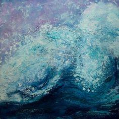 Blue Swell  Artist: Coffey, Emelie  Artwork title: Blue Swell