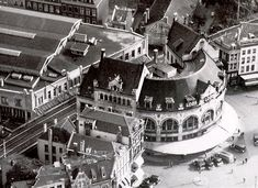 Rotterdam, Classic Building, Netherlands, Holland, Dutch, City, World, Jr, Buildings