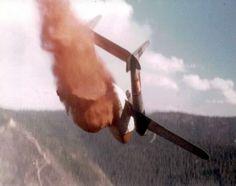 whhooooosh!..... C119 Fire Bomber