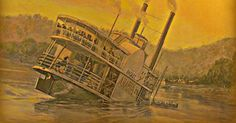 What They Found Inside This 150-Year-Old Sunken Steamboat Is Incredible!