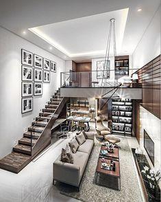 Dream loft ✔️ via @corestudio.net #inspiration #interiordesign #interiorstyle #interior #interiordecor #home #homedecor #homedesign #homedecoration #decoration #decor #instahome #loft #loftstyle #loftliving #loftlife #dreamhome